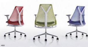 ID.Bureaux Mobilier & Agencement - à roulettes - Poltrona Ufficio