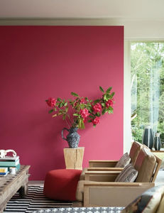 Farrow & Ball - lake red - Pittura Murale