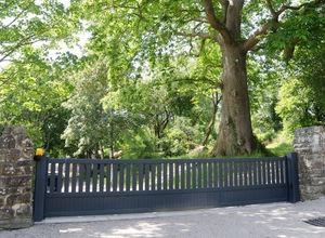 Cadiou - argoat - Cancello Scorrevole