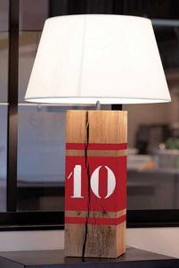 L34 - rouge up xi - Lampada Da Tavolo
