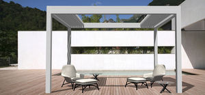 Art And Blind -  - Pergola Bioclimatica
