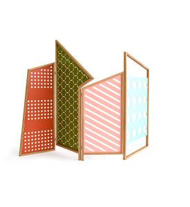 COLE - opto folding screen - Paravento Separé