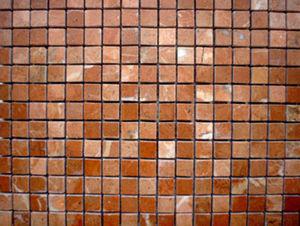 Marbrerie Des Yvelines - rouge alicante - Mosaico