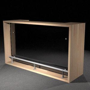 AM Concept - open pure - Mobile Bar