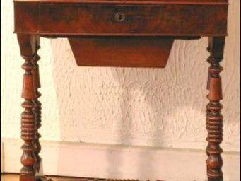 ANTIQUE GERMAIN -  - Tavolino Da Lavoro