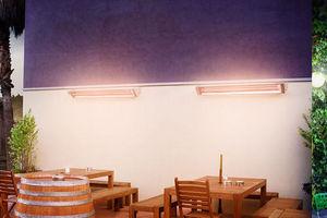 HOT CONCEPT - 5kw - Lampada Riscaldante Elettrica