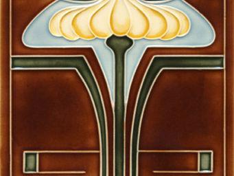 Replicata - dekorfliese blume - Piastrella Da Muro