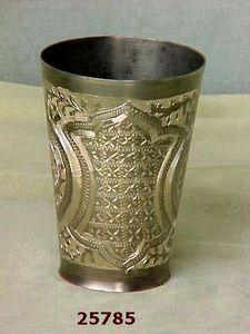 anwarkamal - 25785 - Bicchiere Di Metallo