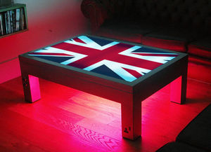 Suck Uk - illuminating - Tavolino Rettangolare