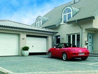 Hormann France -  - Porta Garage A Listelli