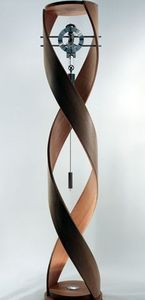 Richard Broad Clocks -  - Orologio A Piantana