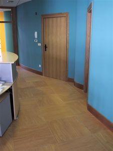 Decoration Hotel - parklex 3000 plancher technique - Parquet A Quadri