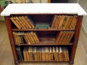 Brookes-Smith - a george iv bookcase - Mobile Libraio