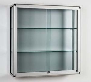 Drakes Display - wall cabinet showcase - Vetrinetta A Muro