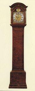 JOHN CARLTON-SMITH - william halstead, london apprenticed 1705, cc 171 - Orologio A Piantana