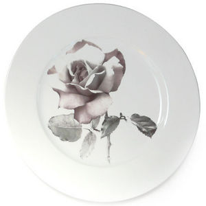 Jersey Pottery - presentation plate - Piatto Decorativo