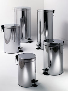 Sonia - pedal waste 20l(5.3 gal) - Set Accessori Per Bagno