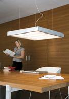 Massive - soho - Lampada A Sospensione Per Ufficio