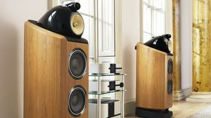 Bowers & Wilkins - 800 series diamond - Altoparlante Docking Ipod/mp3
