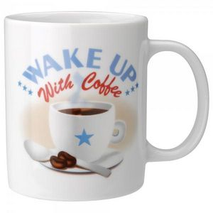 La Chaise Longue - mug wake up with coffee - Tazza