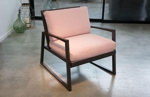 LE POINT D - fauteuil rocky - Poltrona