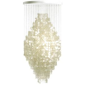 ALAN MIZRAHI LIGHTING - sl1317 verner chandelier - Lampadario
