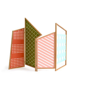 COLE - opto folding screen - Paravento Separé