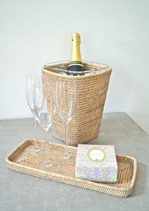 ROTIN ET OSIER - mathis - Secchiello Per Champagne