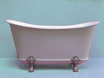 Prezzi Vasche Da Bagno Con Piedini : Saracen vasca da bagno con piedini lamiera smaltata the bath