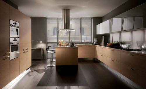 SCAVOLINI - Cucina moderna-SCAVOLINI-Mood