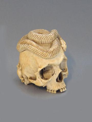 Dario Ghio Antiquites - Memento mori-Dario Ghio Antiquites