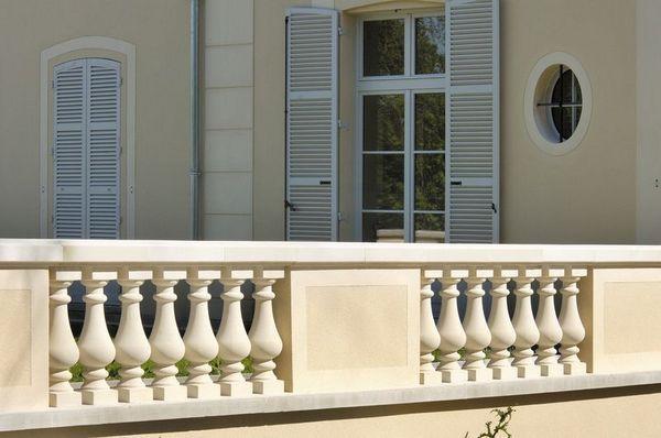 Prefabricados De Hormigon - Balaustro-Prefabricados De Hormigon-PARIS